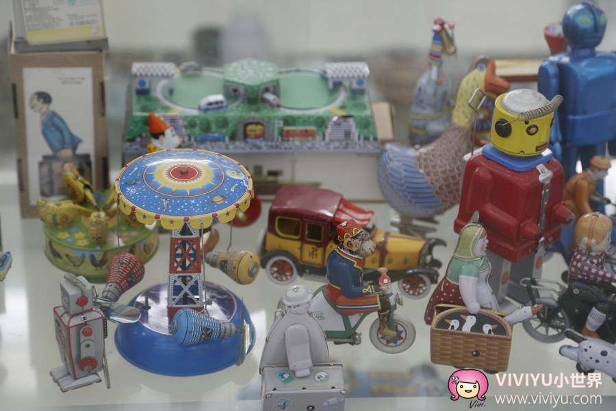 Krirk Yo,Million Toy Museum by Krirk Yo,大城,泰國,玩具博物館 @VIVIYU小世界