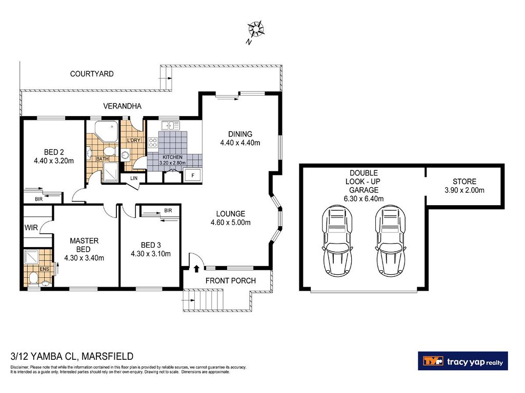 3 12 Yamba Close Marsfield Nsw Australia Property