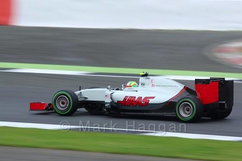 Free Practice 3 at the 2016 British Grand Prix