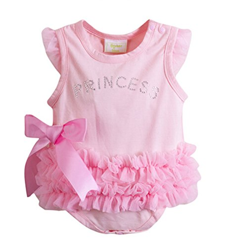 pink girls baby kids clothing infant bodysuit outfits jumpsuit romper 024m