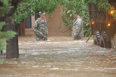 Colorado National Guard Flood Response