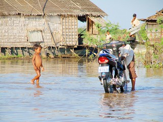 lac tonle sap - cambodge 2007 22
