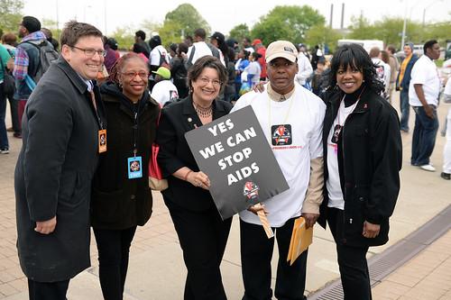 AIDS Healthcare Foundation's