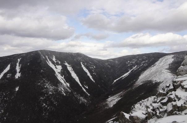 Bondcliff View of West Bond