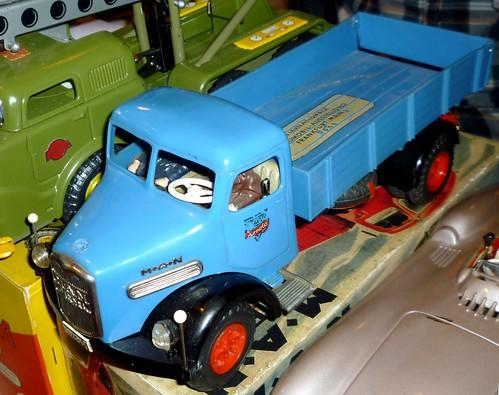 Arnold autocarro MAN Diesel