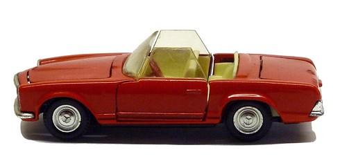 Joal MB 230 SL cabriolet