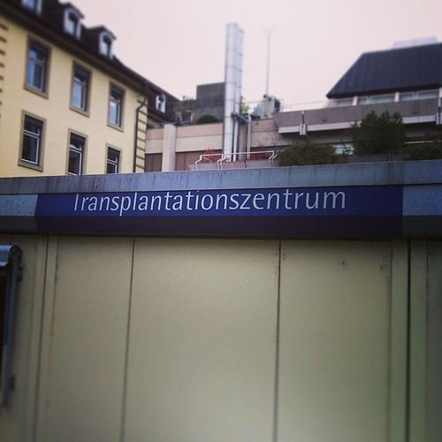 "Was passiert wohl im Iransplantationszentrum der Uniklinik #Freiburg? ""Integrationsmedizin""?"