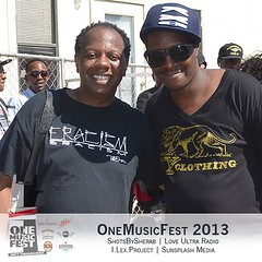 "At @onemusicfest with the talented host Jamal Ahmad @wclk #diversity #omf2013 #onemusicfest #iamtheDJ #iLoveSunsplash #music #dj #live #urban #soul #reggae #agoodlook #atlanta • <a style=""font-size:0.8em;"" href=""http://www.flickr.com/photos/92212223@N07/9786340646/"" target=""_blank"">View on Flickr</a>"