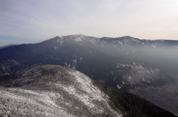 Cannon Mountain View of Franconia Ridge