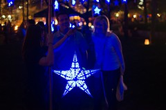 Kathi and Michael in Field of Stars (Photo by Emily Chadwick)