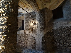 Saint Francis church bone chapel