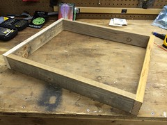"""The finished frame ready for mesh <a style=""""margin-left:10px; font-size:0.8em;"""" href=""""http://www.flickr.com/photos/91024182@N04/16481730886/"""" target=""""_blank"""">@flickr</a>"""