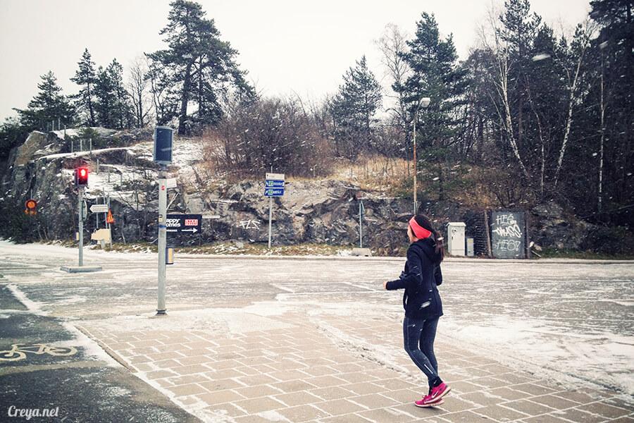 2016.06.23 | 看我歐行腿 | 謝謝沒有放棄的自己,讓我用跑步遇見斯德哥爾摩的城市森林秘境 08