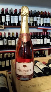 Meonhill Rose Brut Hampshire Sparkling Wine