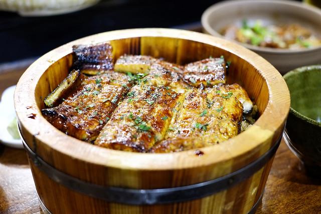 【美食】桶裝鰻魚飯。一桶三吃---一膳食堂 @ ☜張西西歐北貢☞ :: 痞客邦