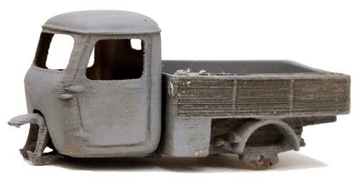 IV Guzzi Ercole prototipo