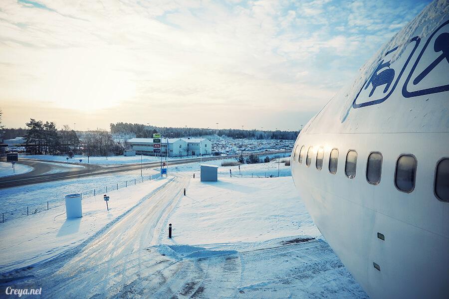 2016.07.08 | 看我歐行腿 | 只載去見周公的飛機,瑞典斯德哥爾摩機場旁的 Jumbo Stay 特色青年旅館24