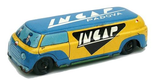 12 Ingap furgoncino