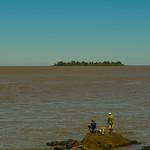 River plate fishermen