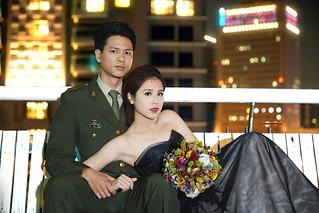 Pre-Wedding [ 中部婚紗 - 海邊婚紗 ] 婚紗影像 20160118 - 336拷貝