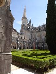 Batalha Monastery cloister, ultra gothic