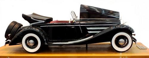 Wespe Mercedes 290K cabriolet-001