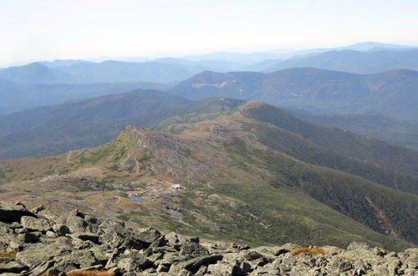 Presidential Traverse from Mt. Washington