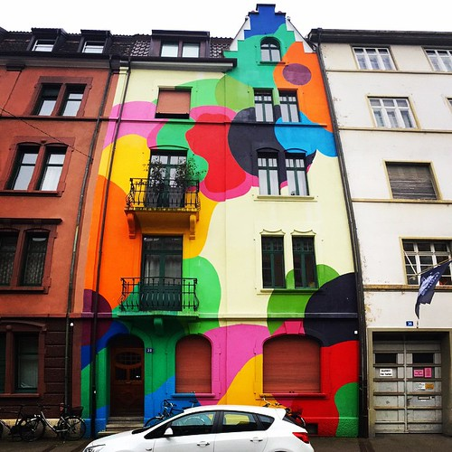 #Basel baut #bunt