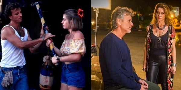 Letícia Spiller e Marcello Novaes farão casal em novela após 19 anos