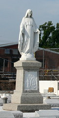 St. Vincent- Sisters of Charity monument