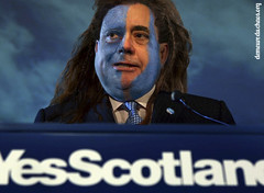 Alex Salmond - Yes Scotland - Demeure du by Abode of Chaos, on Flickr