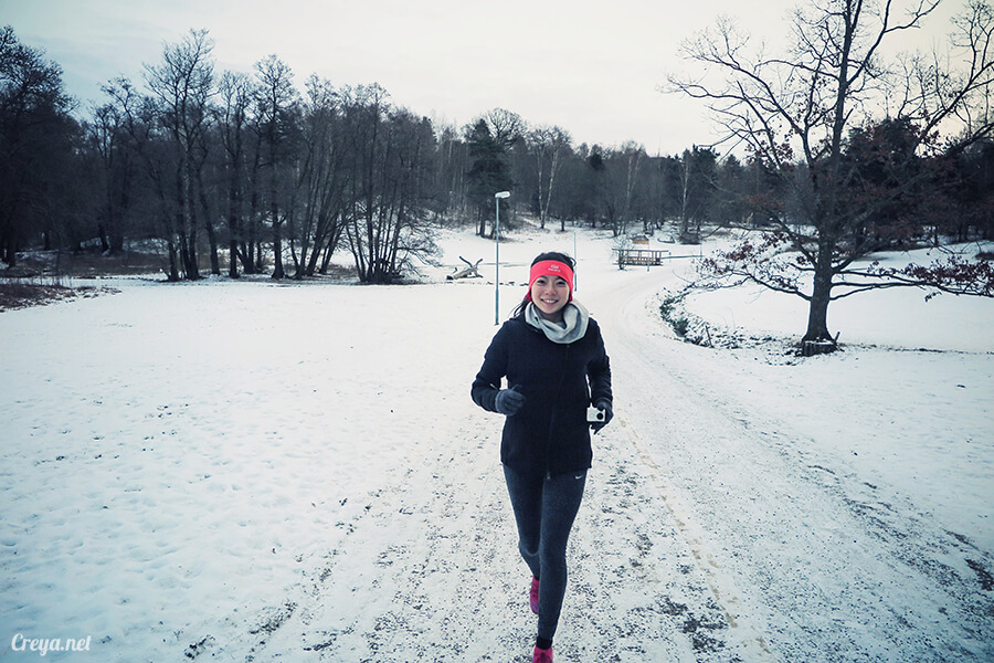 2016.06.23   看我歐行腿   謝謝沒有放棄的自己,讓我用跑步遇見斯德哥爾摩的城市森林秘境 01
