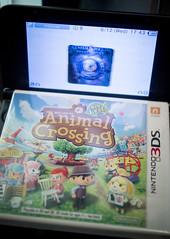 OK... I did get...Animal Crossing: New Leaf