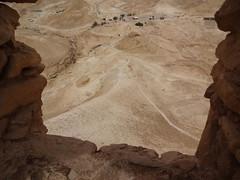 Masada - the Roman Ramp