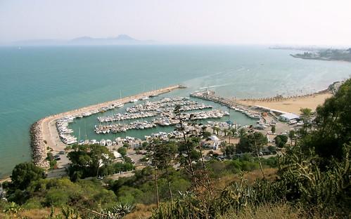 Port of Sidi Bou Said