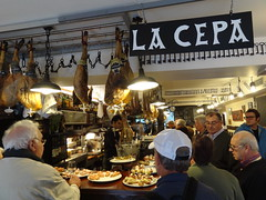 La Cepa - typical Basque Tavern