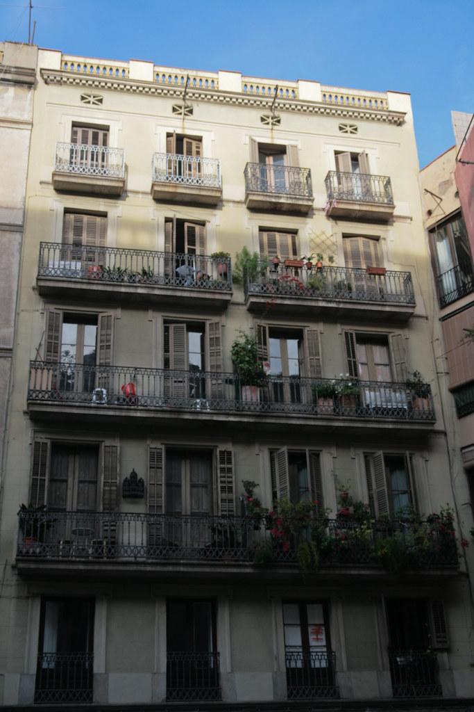 Balcons catalans
