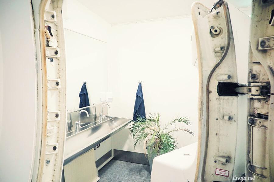 2016.07.08 | 看我歐行腿 | 只載去見周公的飛機,瑞典斯德哥爾摩機場旁的 Jumbo Stay 特色青年旅館 18