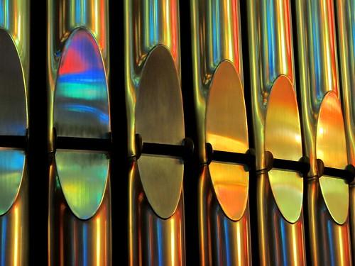 Organ in the Sagrada Família