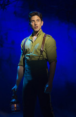 Nick Adams in the Broadway Sacramento presentation of WICKED at the Sacramento Community Center Theater May 28 - June 15, 2014. Photo by Joan Marcus.