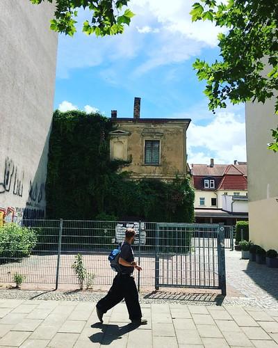 #KarlHeineStrasse @ #Leipzig #traveloup