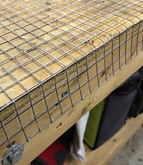 """Bending the wire mesh <a style=""""margin-left:10px; font-size:0.8em;"""" href=""""http://www.flickr.com/photos/91024182@N04/16321812797/"""" target=""""_blank"""">@flickr</a>"""
