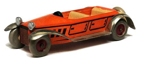 Camillo Müller torpedo 1936