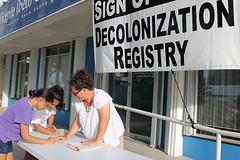Registrants at the GDR, 2013