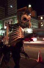 Giant Skeleton by Big Nazo Labs