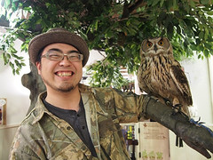 """Owl Cafe 14 • <a style=""""font-size:0.8em;"""" href=""""http://www.flickr.com/photos/66379360@N02/10589012633/"""" target=""""_blank"""">View on Flickr</a>"""