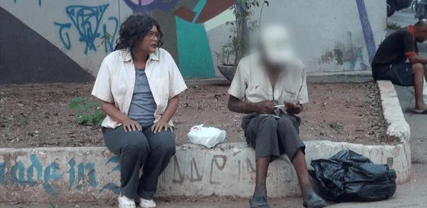 Geisy Arruda se veste de moradora de rua para quadro do Gugu