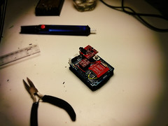 integrating sensors