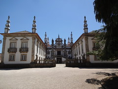 Casa de Mateus guided tour of the palace