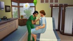 Sims 4 au travail